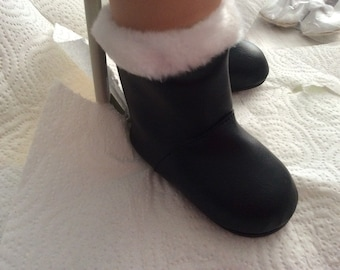 "Winter Boots - to fit My Twinn or similar 23"" dolls"