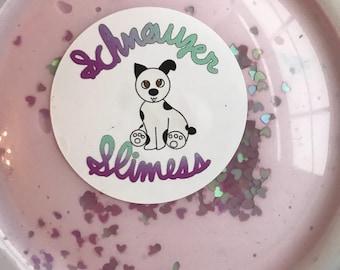 Lavender dreams butter slime 8oz