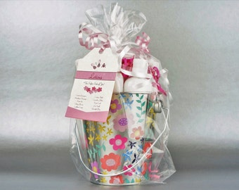 Lotions Gift Basket