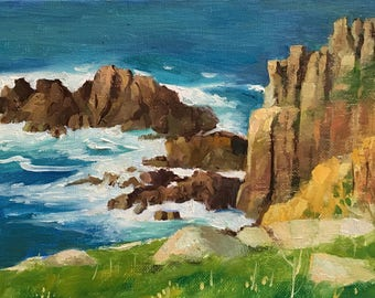 Land's End - Southern England