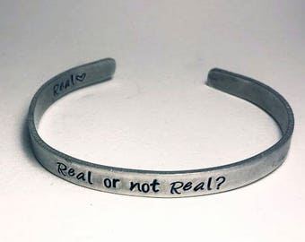 Hunger Games - Real or not real? Bracelet