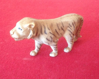 Celluloid Toy Tiger Made in USA Vintage