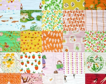 Heather Ross Doll Quilt