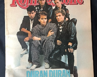 1984  Duran Duran- Rolling Stone