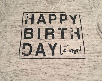 Cute Happy Birthday T-Shirt