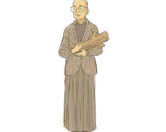 Margaret Lanterman