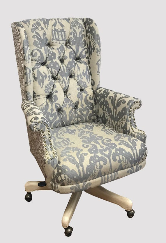 upholstered height great with office chair chairs no adjustable without casters desk crossword wheels small