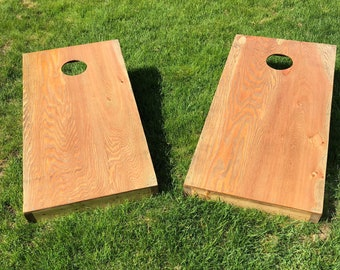 Cornhole/Bean Bag Toss - bean bags not included