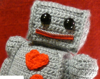The Lovebot Crochet Pattern