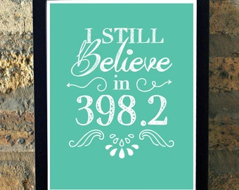 I Still Believe in 398.2 Dewey Decimal System Fairy Tales Library Books