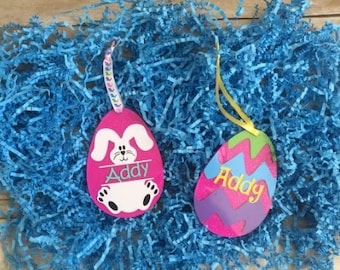 Easter Basket Gift, Easter Basket Easter Egg Tag