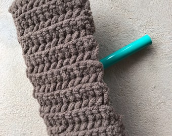 Crocheted Swiffer Pad Reusable
