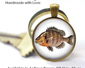 FISH Key Ring • Salt Water Fish • Fresh Water Fish • Fisherman • Fishing • Angling • For Him • Gift Under 20 • Made in Australia (K683)