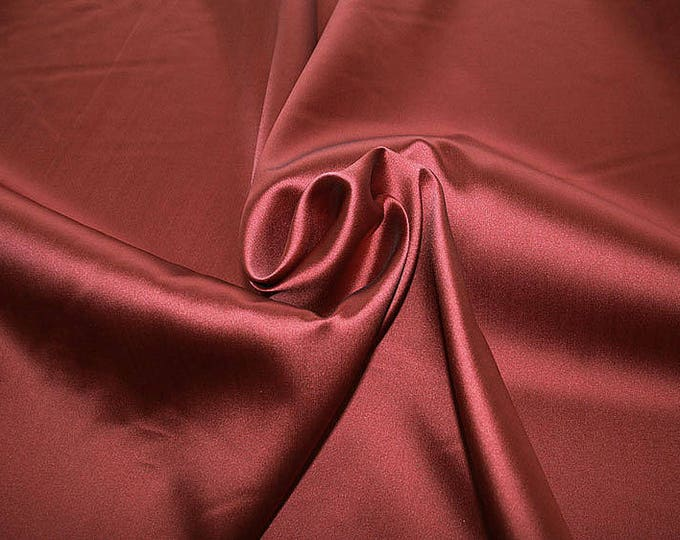 274106-Mikado (Mix)-82% Polyester, 18% silk, width 160 cm, made in Italy, dry cleaning, weight 160 gr