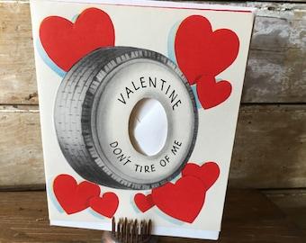 Vintage Valentine Sweet 1950's  or Earlier Retro