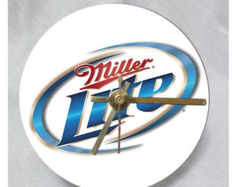 Miller Lite DVD Clock.