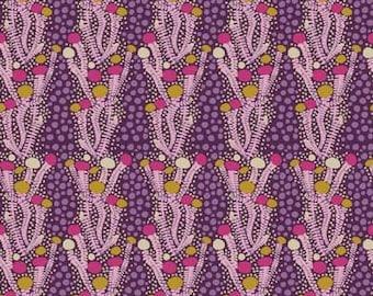 Freespirit- Anna Maria Horner- Sweet Dreams- Ladder in Eggplant