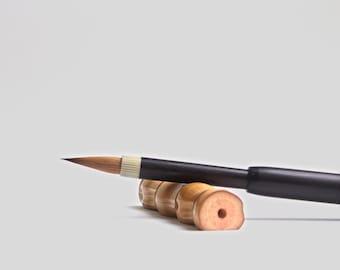 Accordion Sable Watercolor Brush Plein Air brush