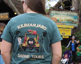 Kilimanjaro Safari T Shirt