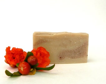 Persephone's Pomegranate - 4oz bar soap