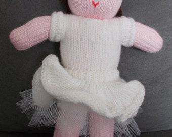 Dancer doll