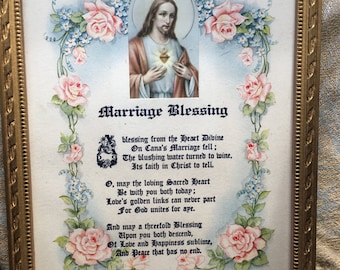 Mother Of The Groom Wedding Blessing Toast Print Downloadable