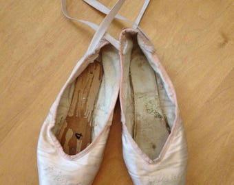Merrill Ashley Pointe Shoes/Ballet Slippers/Toe Shoes