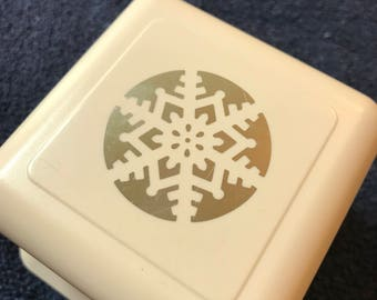 Martha Stewart Punch,Nordic Snowflake,Punch All Over The Page,Paper Punches,