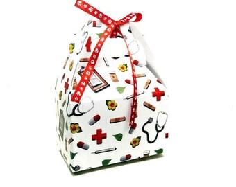 Dog Treats - Get Well Soon - Gourmet Dog Treats Gift Box Vegetarian All Natural - Shorty's Gourmet Treats