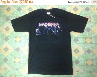 15% Off with Coupon Codes!!! Madonna Confessions Tour Tokyo Dome Shirt