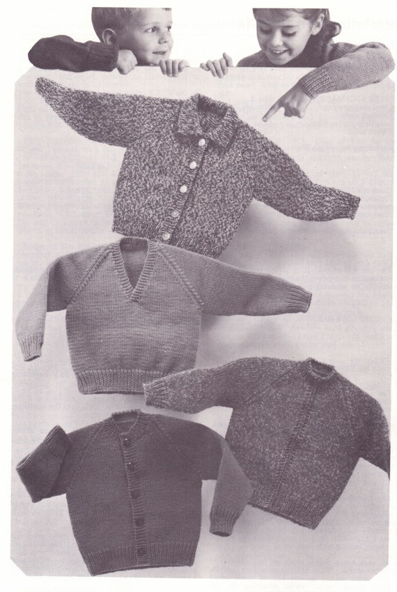 Knitting Pattern Central / Knit Cardigan / Knitted Cardigan / Knit ...