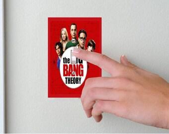 The Big Bang Theory-Lightswitch Cover- Big Bang Theory Room Decor