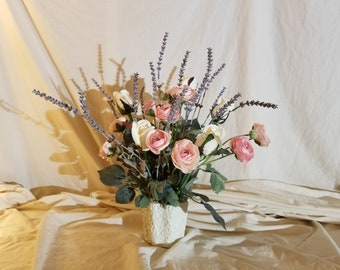 a0015 - Roses and Lavender