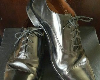 Leather Oxfords Shoes by Bostonian Classic First Flex©