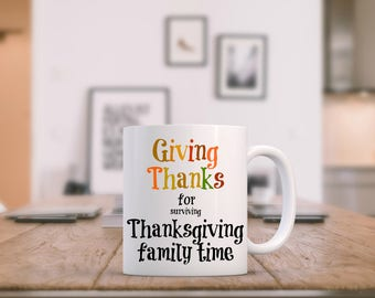 Thankful Mug, Thanksgiving Day Mug, Turkey Coffee Mug, Thanksgiving Coffee Mug, Thanksgiving Day Gift, Thanksgiving Mug, Cute Turkey