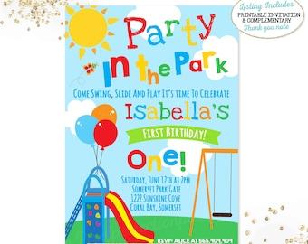 Handmade Birthday Invitation Kids Etsy