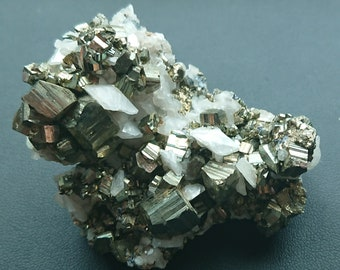 Quartz pyrite - 148 grams - Bulgaria