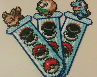 Custom Pokemon Bookmarks!