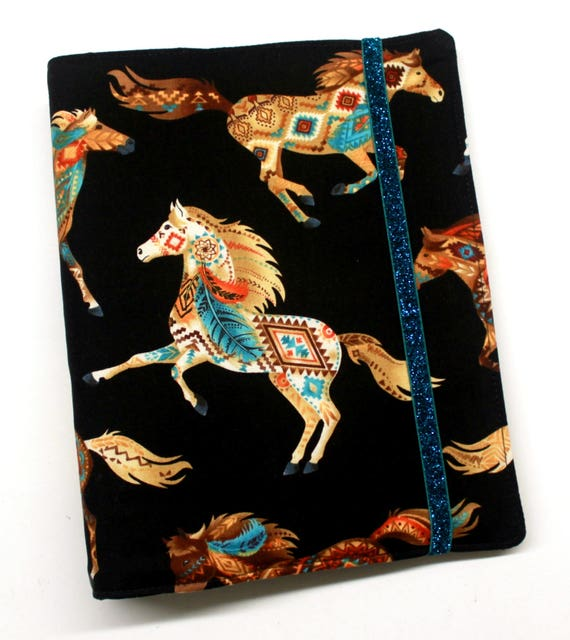 Southwest Horses WIP Tracker Cover and Binder