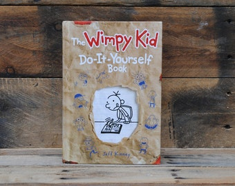 Hollow book safe the wimpy kid do it yourself orange hollow book safe the wimpy kid do it yourself book solutioingenieria Images