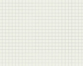 Windham Heather Givans Jot Ash Grey Graph Paper Gray 50458-10 Fabric BTY