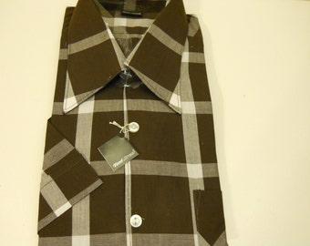 TONI DRESS Vintage Mens Casual Shirt size 40 NEW!