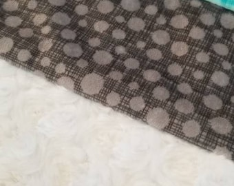 Africa Minky Blanket