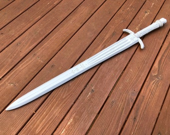 Amazon Princess Sword SHORT - Prop for Cosplay or Display - Unfinished Kit