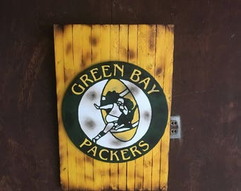 Throwback Green Bay Packers
