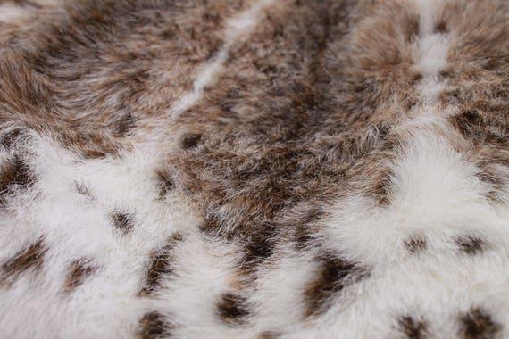 Coat 80s Fake Snow Faux Clothing Oversized Jacket Coat Jacket Size Vintage Fur Faux Jacket Fur Chunky Leopard Vegan Clothing Fur Fur XL Fur P540qna