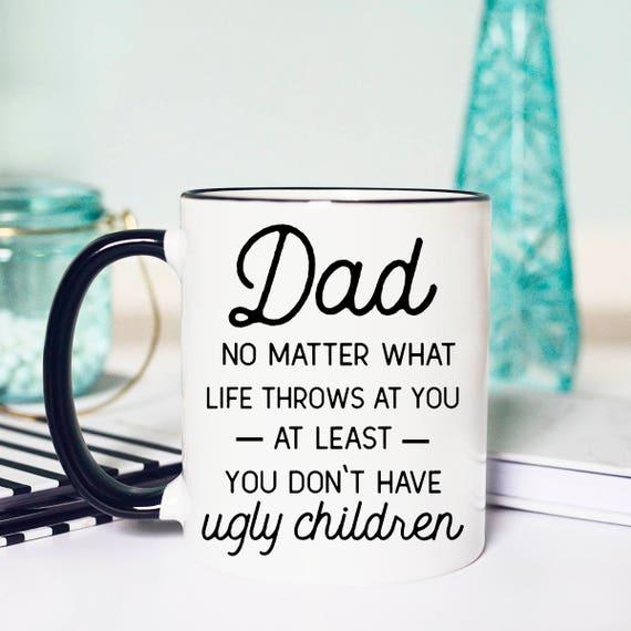 Funny Coffee Mug for Father