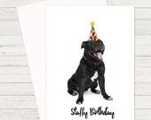 Items similar to staffy birthday card dog themed cards dog cards staffy birthday card dog themed cards dog cards dog birthday cards funny cards rude cards cards for her cards for him unisex card bookmarktalkfo Image collections