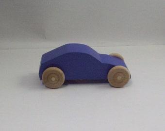 Wooden Car (Chevy Nova)