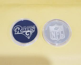 Los Angeles Rams Challenge Coin